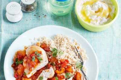 Spicy Apricot Chicken & Baby Apricot Swirl - My Sugar Free Baby Recipe