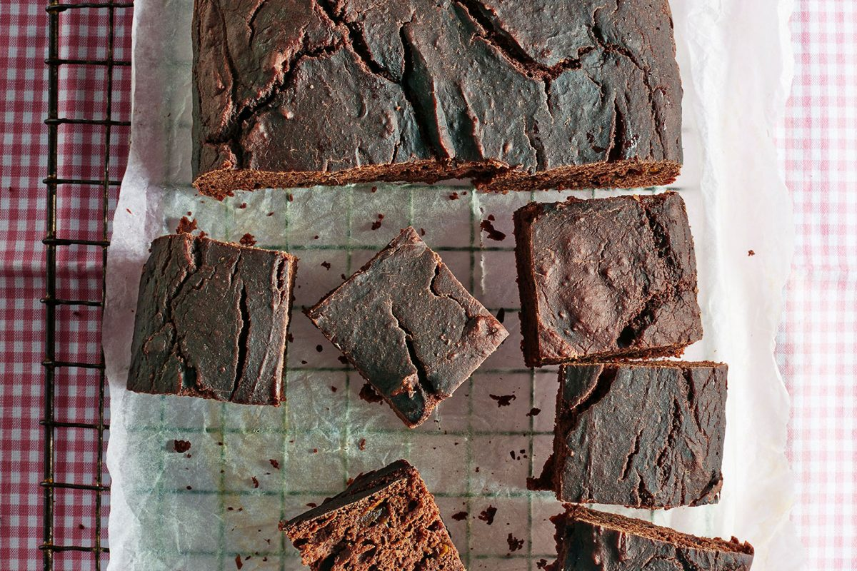 Butter Bean Brownies Recipe