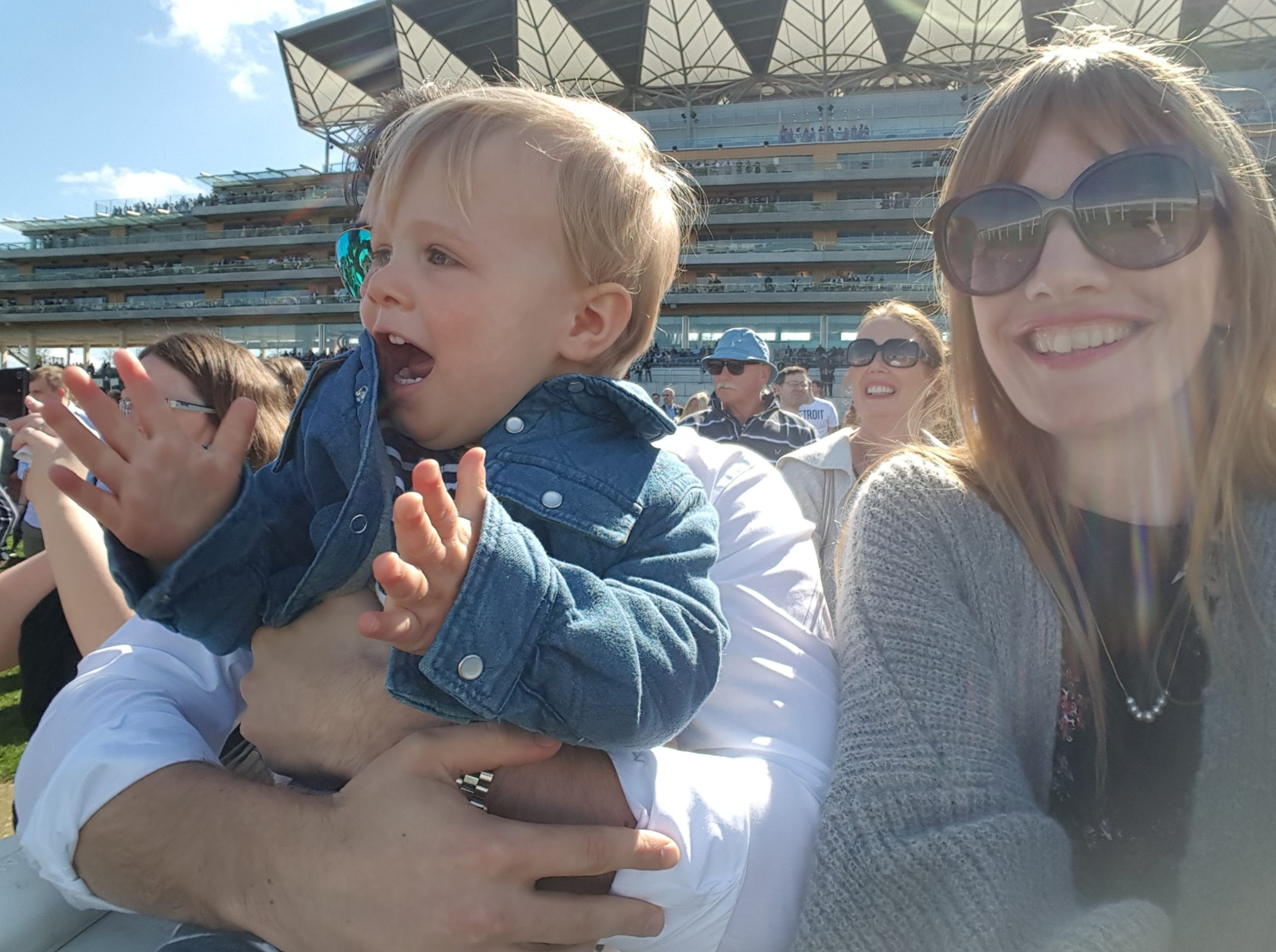Ascot Racecourse Family Day