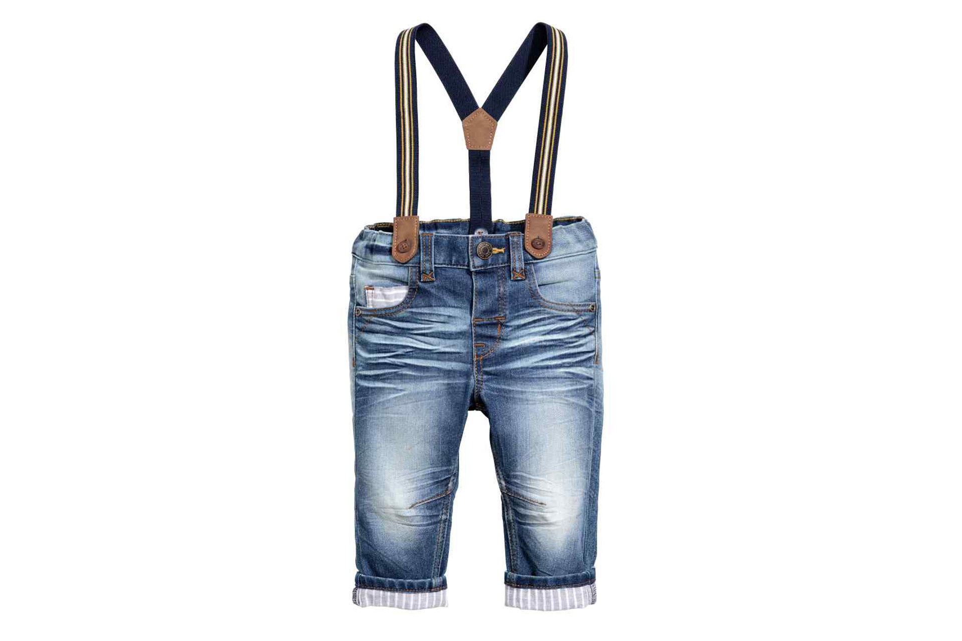 H&M Jeans with Braces