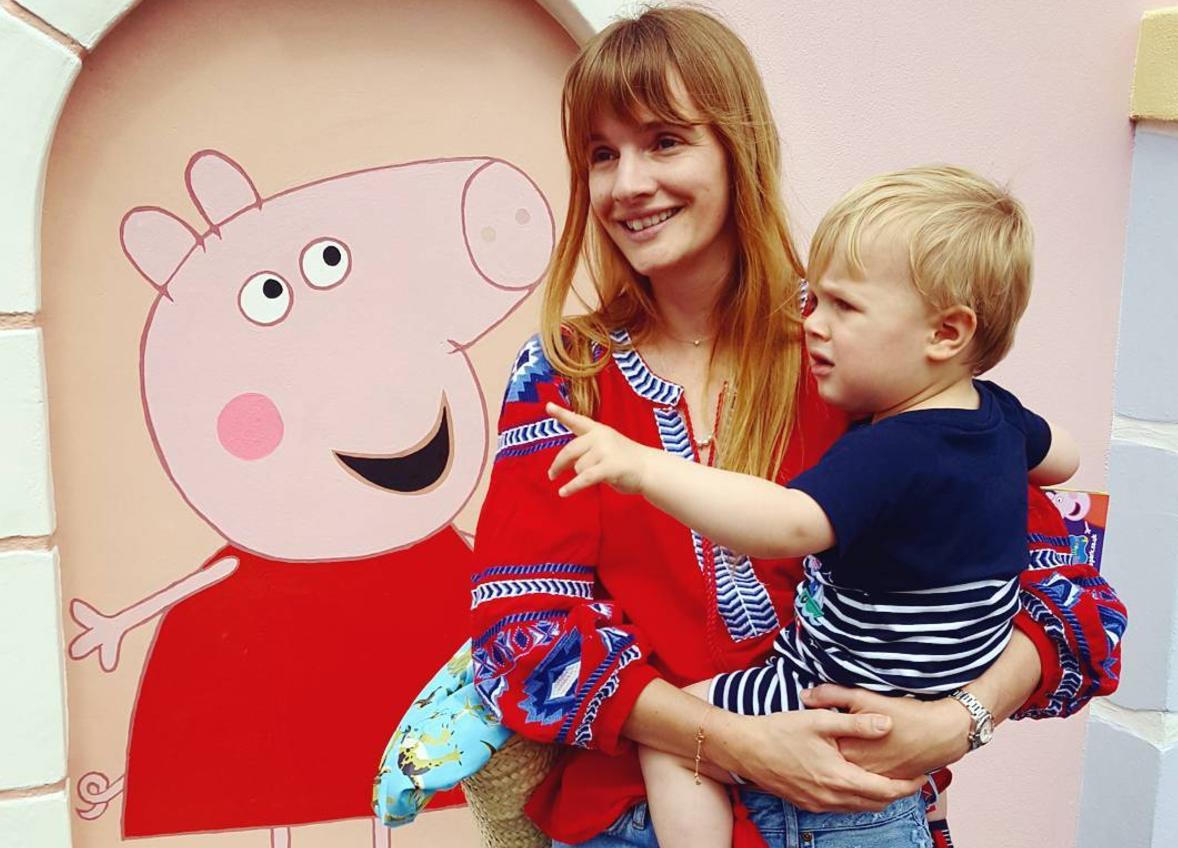 The Mother Edit Rebecca Cox @ Peppa Pig World