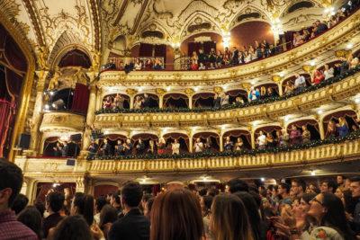 theatre Photo by Vlah Dumitru